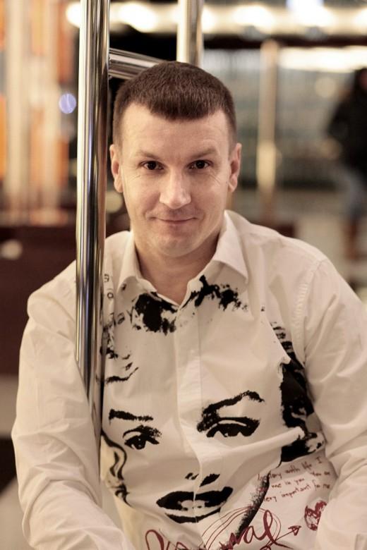 Radek Balaš, foto: Robert Vano