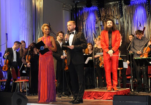 reprezentační ples Prahy 1