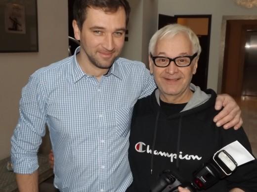 Robert Vano a Ondřej Sokol