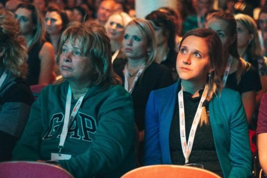 TEDxPragueWomen by Veronika Mašková
