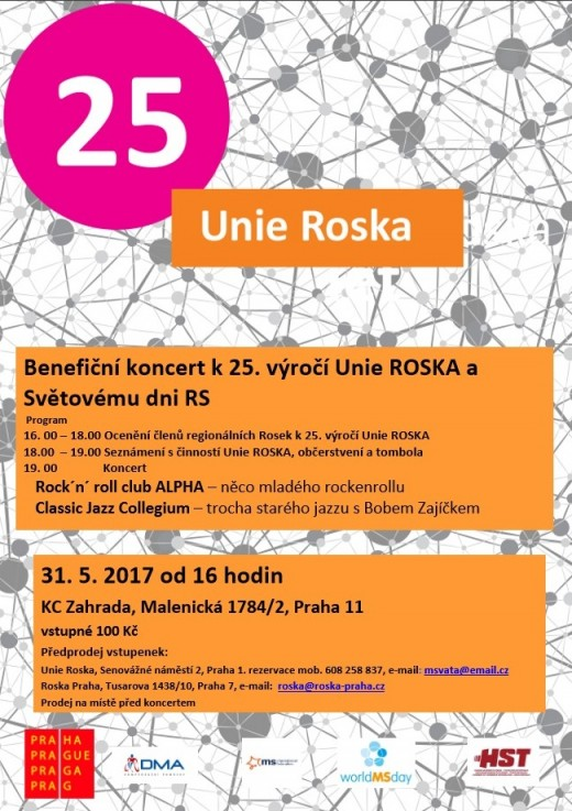 Unie Roska 25 let
