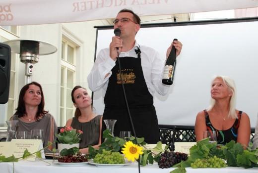 Vinařství Chateau Lednice - Višňák, Bobulák a Burčák