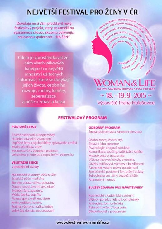 woman and life