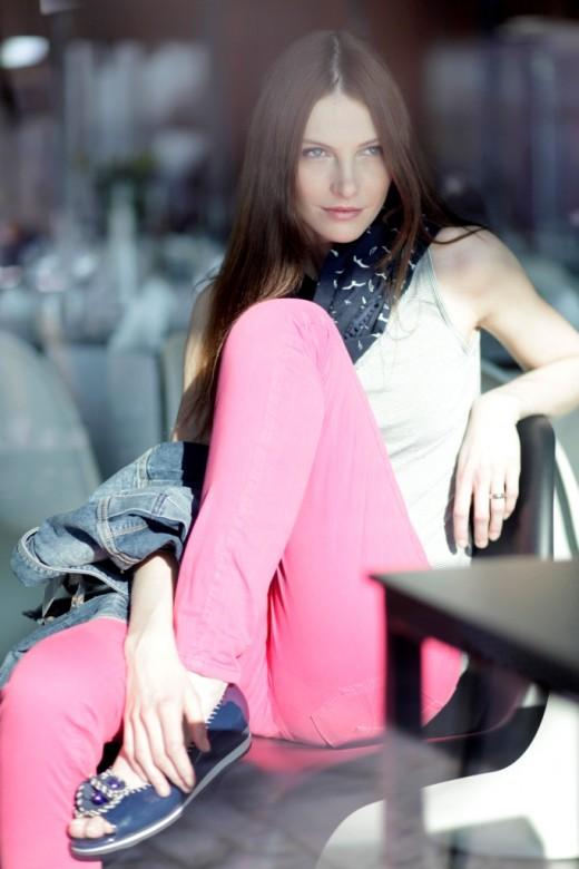 Iva Frühlingová, foto: Robert Vano
