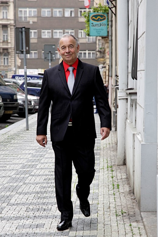 Ivan Vyskočil, foto: Robert Vano