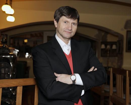 Jan Hrušínský, foto: Robert Vano