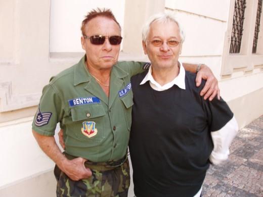 Jan Saudek a Robert Vano