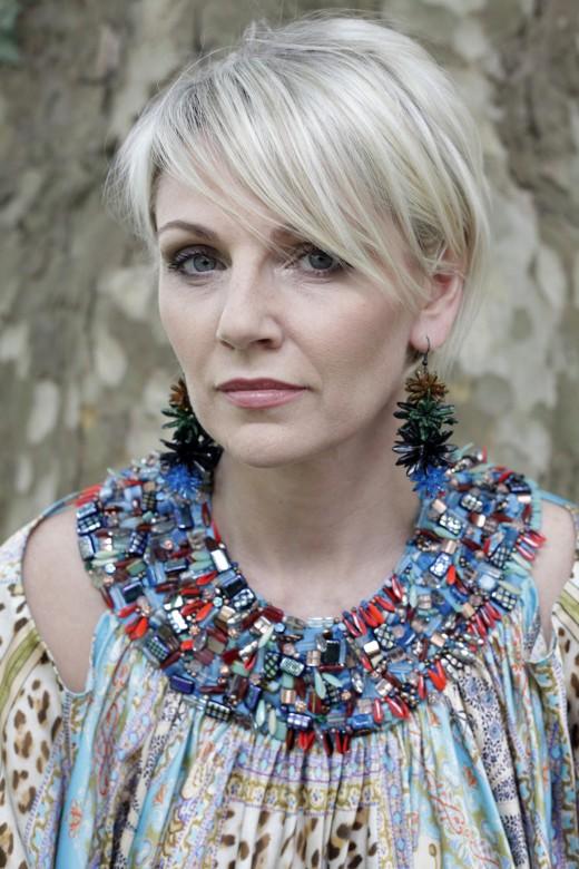 Jana Berg, foto: Robert Vano.
