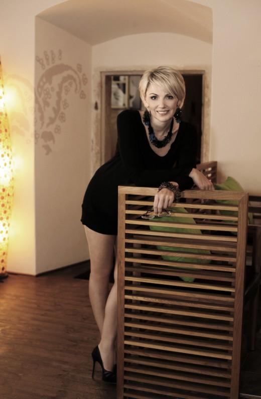 Jana Berg, foto: Robert Vano