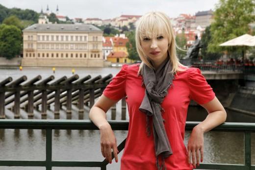Jana Plodková, foto: Robert Vano