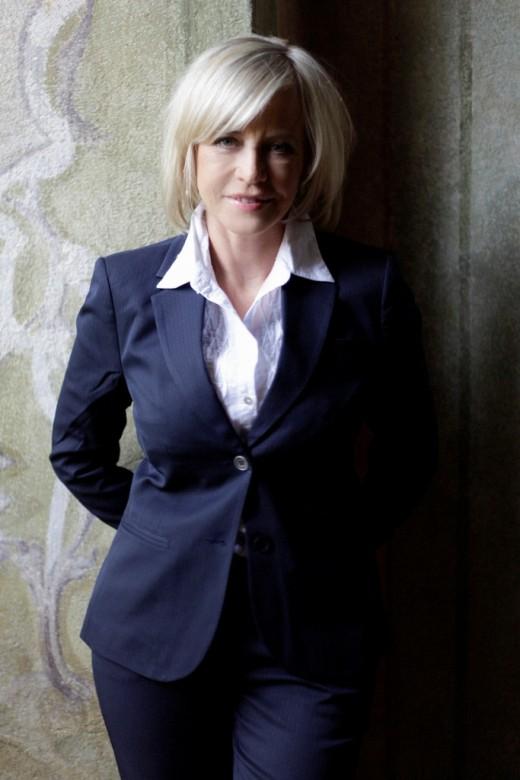 Jana Švandová, foto: Robert Vano
