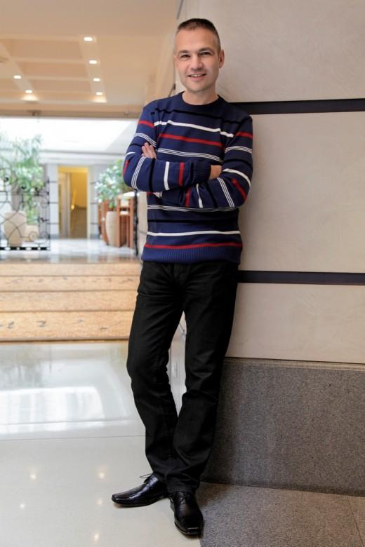 Janis Sidovský, foto: Robert Vano