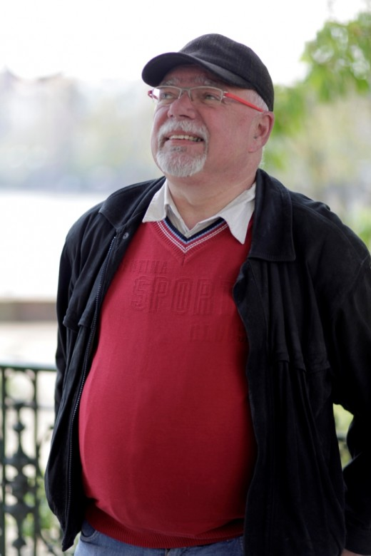 Jaroslav Hanuš, foto: Robert Vano