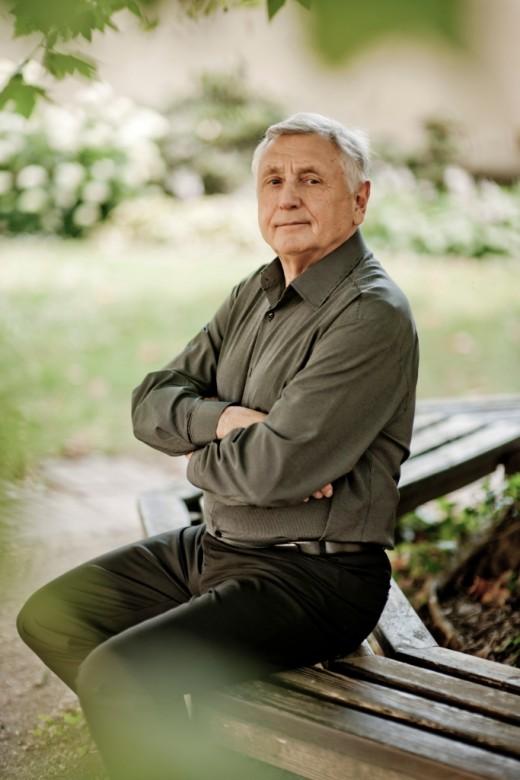 Jiří Menzel, foto: Lenka Hatašová