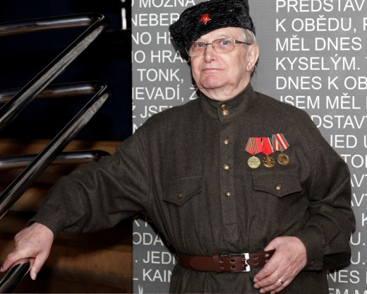 Jiří Suchý, foto: Robert Vano