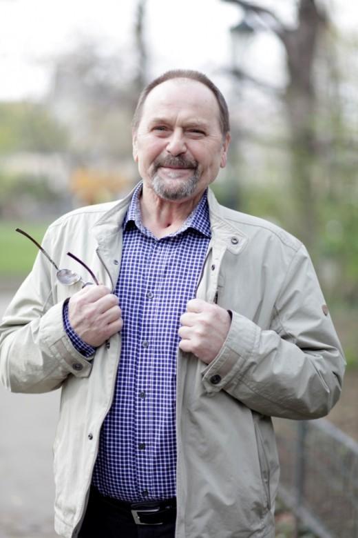 Jiří Žáček, foto: Robert Vano