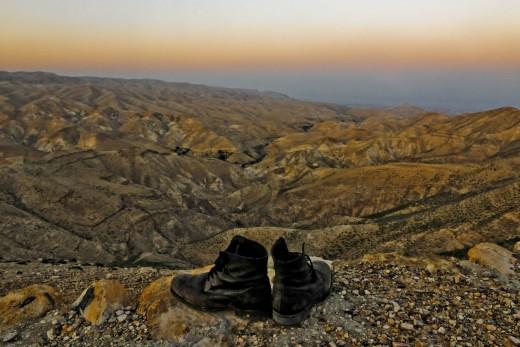 Judská poušť v Izraeli