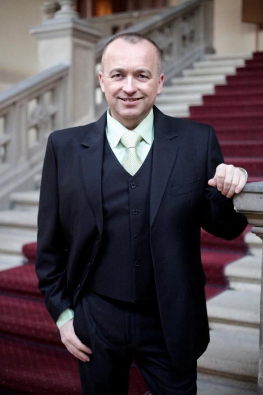 Karel Voříšek, foto: Robert Vano