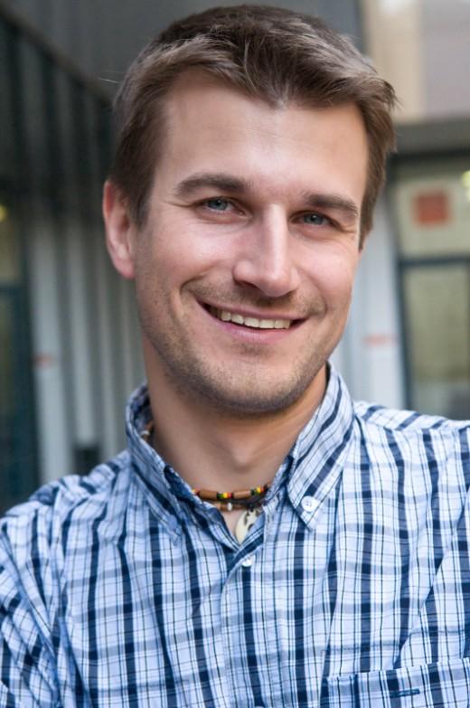 Karel Wolf, foto: Karel Pražák