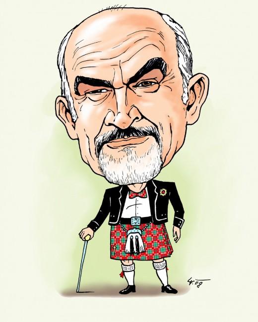 karikatura od Lubomíra Vaňka