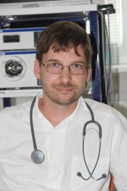 MUDr. Daniel Hovorka – gastroenterolog
