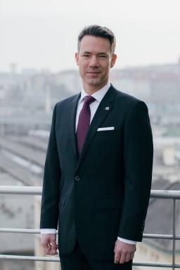 Mgr. Martin Řezníček – novinář, moderátor, zpravodaj