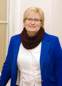 Monika Jindrová – ředitelka Asociace veřejně prospěšných organizací ČR