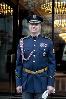 Ing. Radim Studený, plukovník v. v. – velitel Hradní stráže v letech 2007–2015
