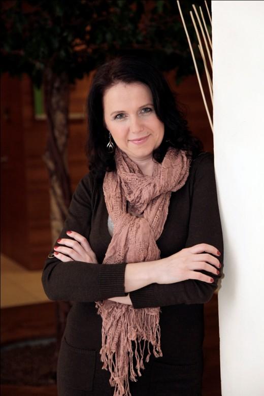 Lenka Pixová Průšová, foto: Robert Vano