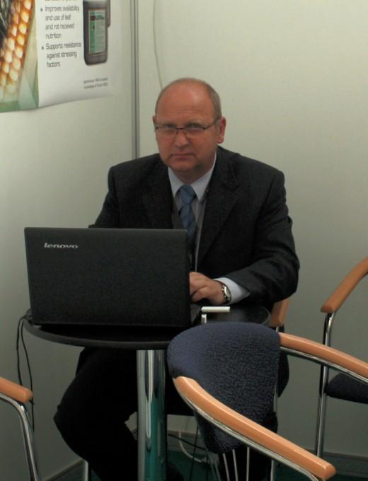 Lubomír Rákos, foto: archiv AMAGRO