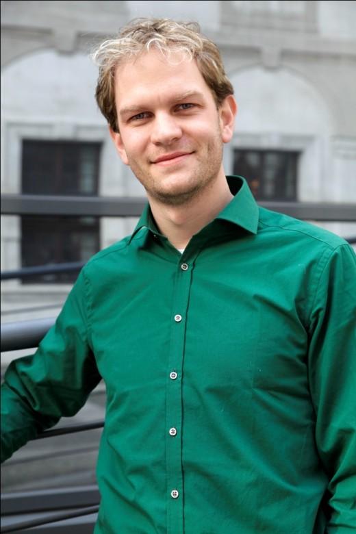 Lukáš Tauchman, foto: Robert Vano