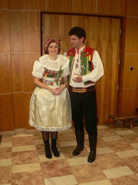 Manželé Trumpešovi, foto: Šimon Luža