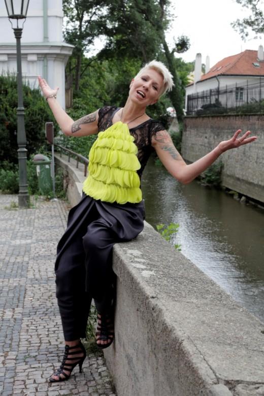 Marcela Březinová, foto: Robert Vano