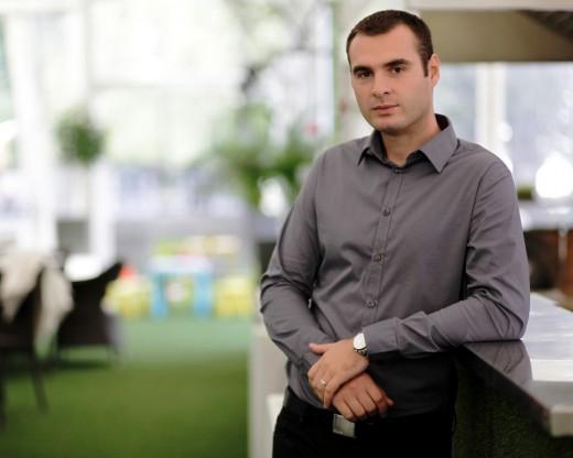 Martin Rakušan, foto: Robert Vano