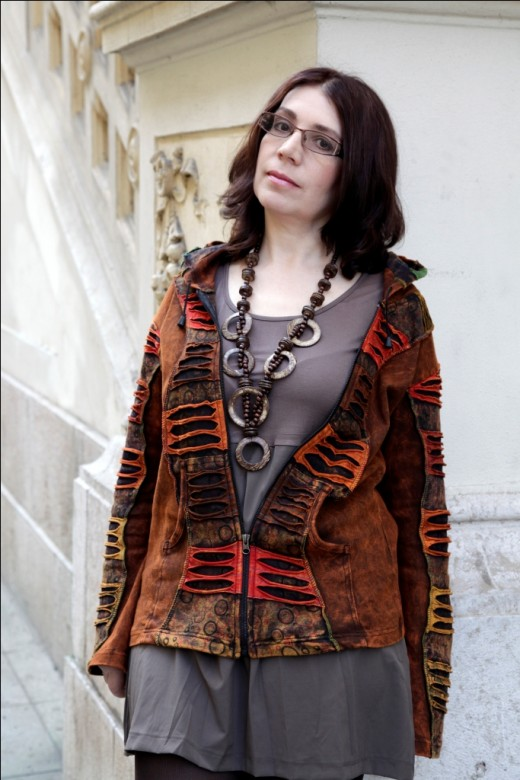Mgr. Ing. Irena Žantovská, PhD, foto: Robert Vano