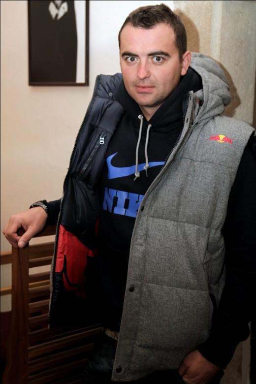 Michal Prokop, foto: Robert Vano