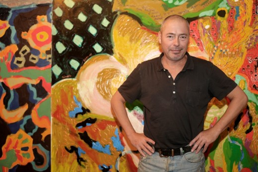 Michal Singer, foto: Robert Vano