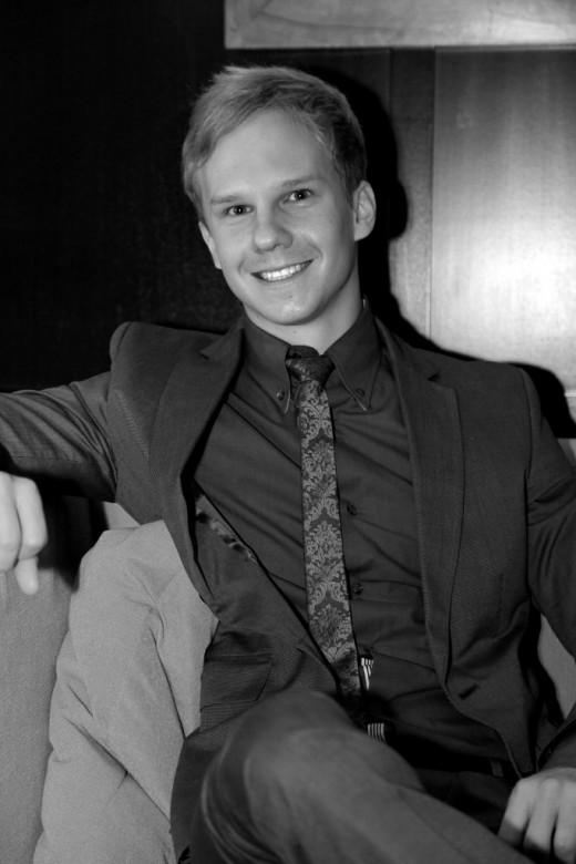 Michal Vošahlík, foto: Robert Vano