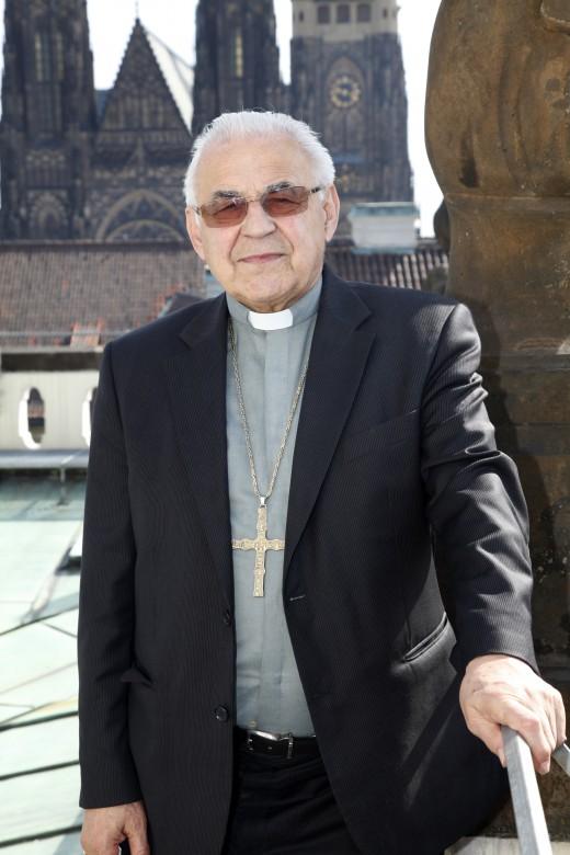 Miloslav kardinál Vlk, foto: Robert Vano