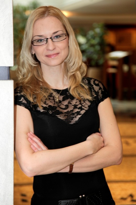 MUDr. Mgr. Petra Gregorová, foto: Robert Vano