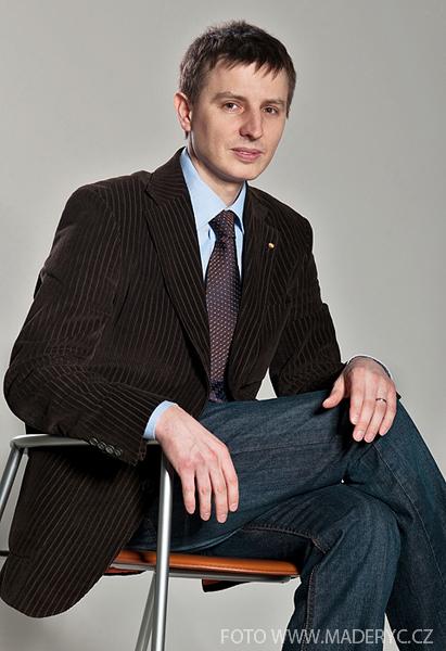 MUDr. Pavel Lukl, foto: Zbyněk Maděryč