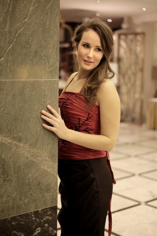 Olga Špátová, foto: Robert Vano