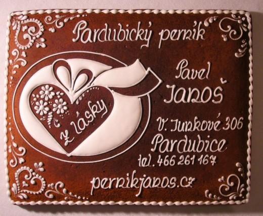 Pavel Janoš, Pardubický perník, foto: Josef Louda