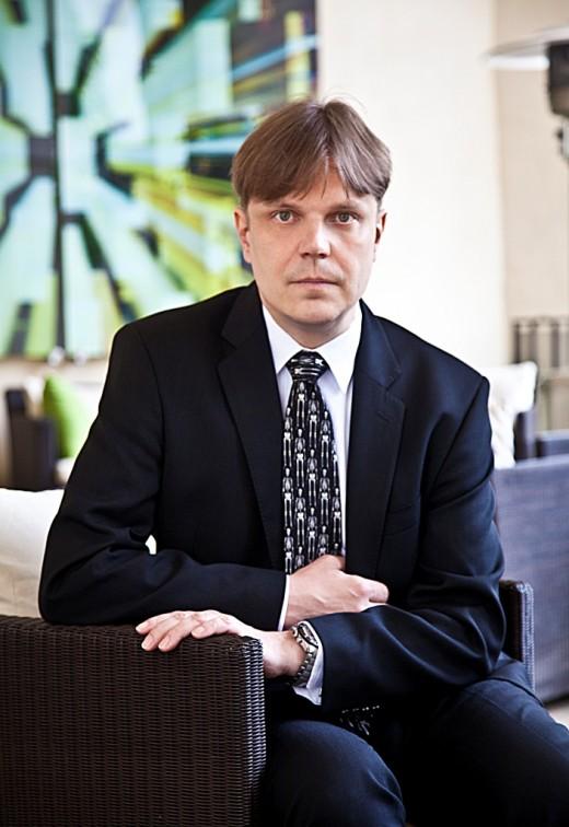 Pavel Kohout, foto: Robert Vano