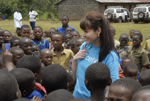 Pavla Gomba UNICEF