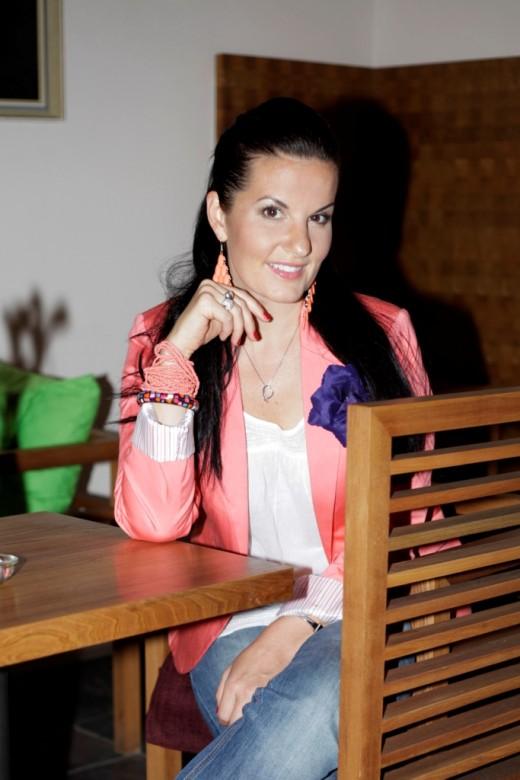 Pavlína Senić, foto: Robert Vano