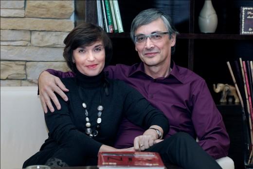 Petr a Eva Vichnarovi, foto: Robert Vano