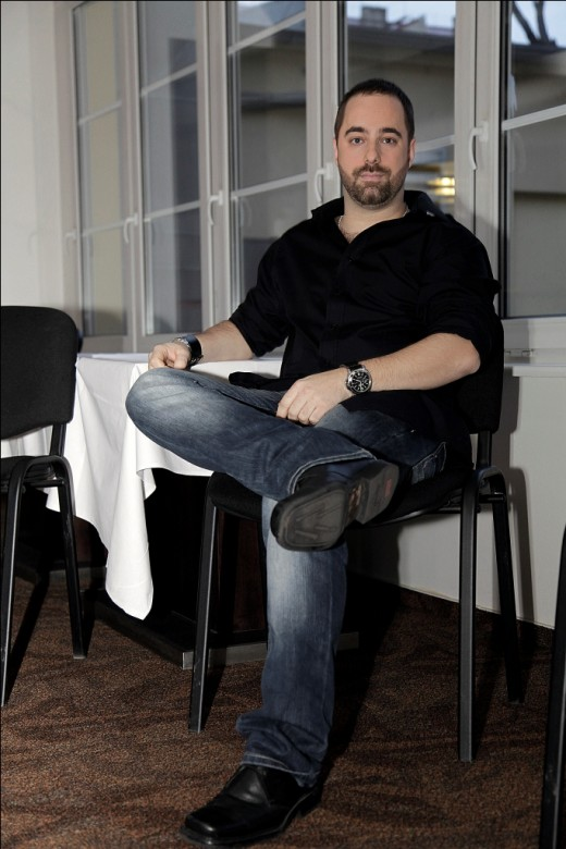 Petr Kutheil, foto: Robert Vano