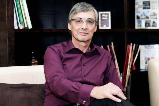 Petr Vichnar, foto: Robert Vano