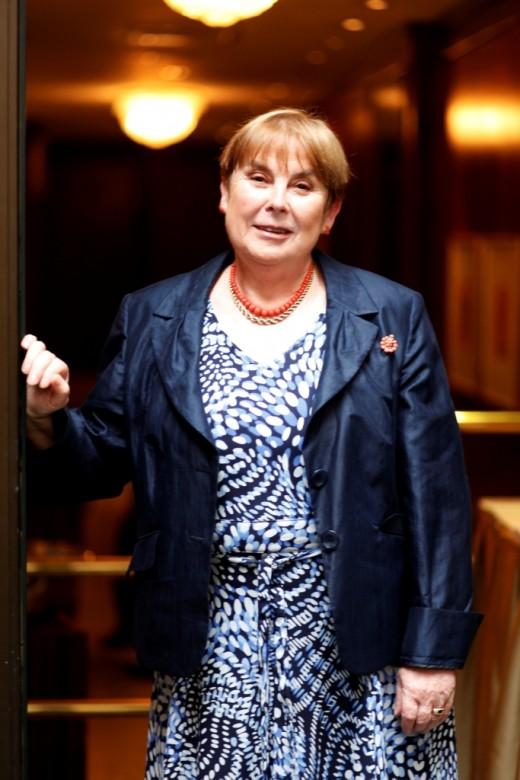 PhDr. Eliška Fučíková, CSc., foto: Robert Vano